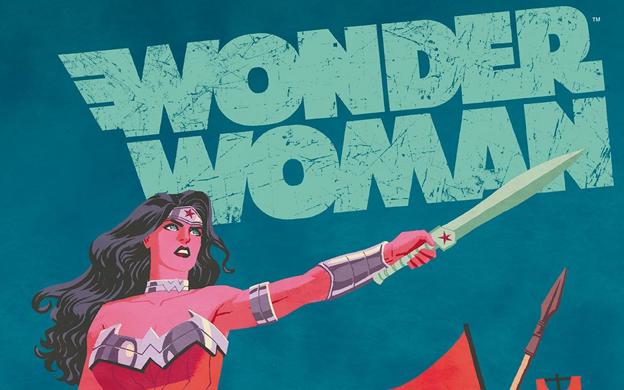 Mitología y superhéroes: una Wonder Woman
