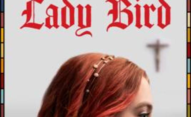 Cartel de la película 'Lady Bird'/