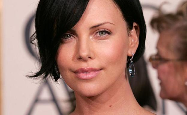 Charlize Theron./