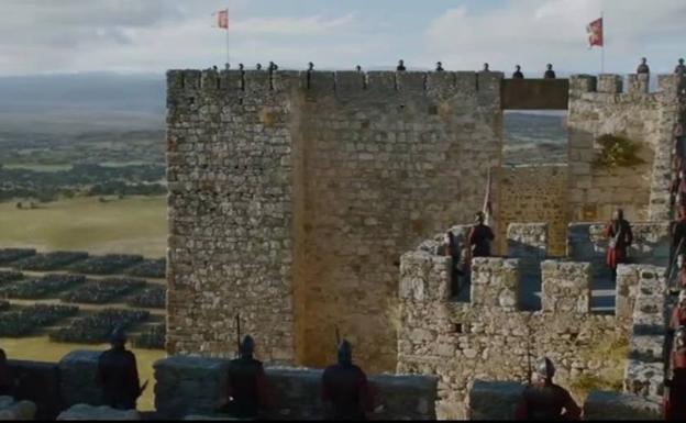 Así lució el castillo de Trujillo en el final de temporada de Juego ...