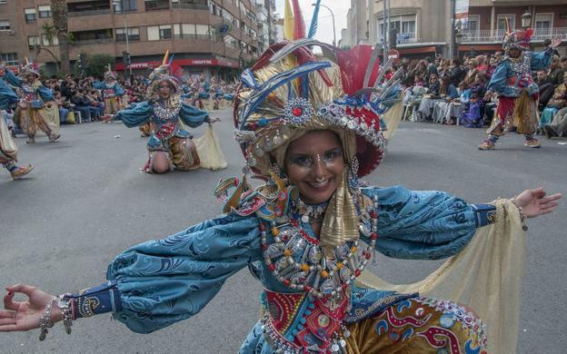 carnaval badajoz orden comparsas