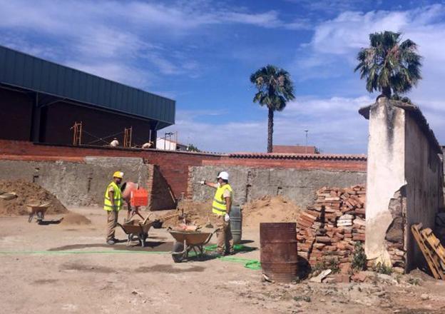 La labor de la escuela profesional  El Molino I  llega a su ecuador ... 943b0962721ac