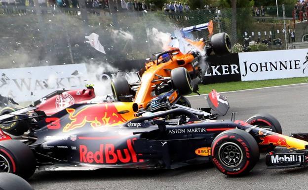 Circuito Fernando Alonso Accidente : Muere un niño de años en un accidente de karts en la pista