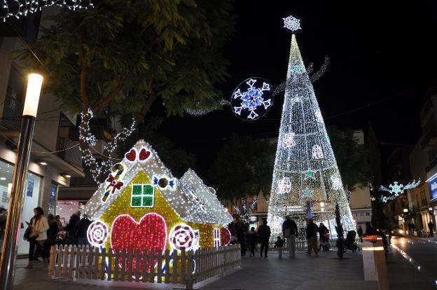 b7c78902296 Los hermanos Sánchez Cidoncha se encargarán del encendido navideño ...