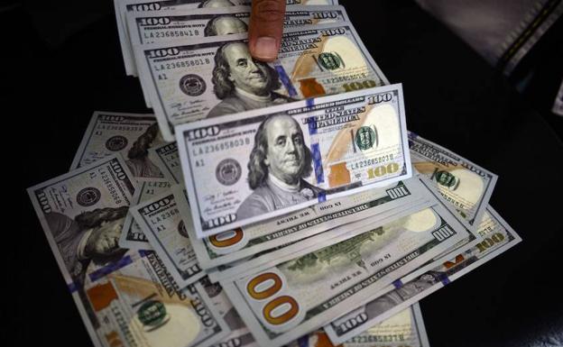 El Fmi Aprueba Desembolso De 7600 Millones De Dólares Para