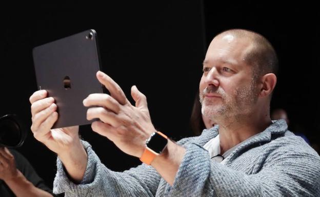 a87bff7aa50 Abandona Apple el veterano jefe de diseño que dio forma al iPhone | Hoy