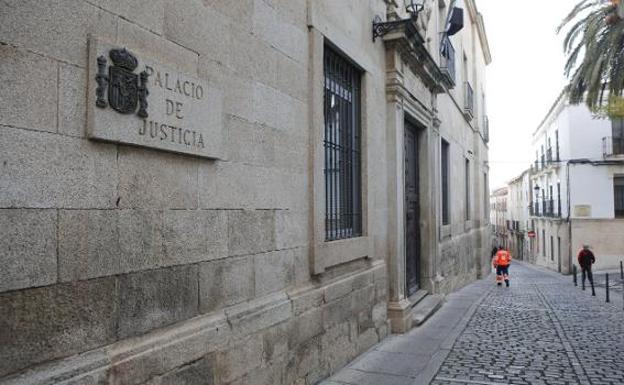 Tribunal Superior de Justicia de Extremadura. /