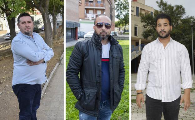 Barrios extremeños que se alejan de la política