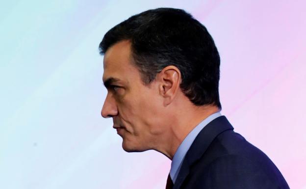 """Pedro Sánchez en Los Infiernos bilaketarekin bat datozen irudiak"""""""