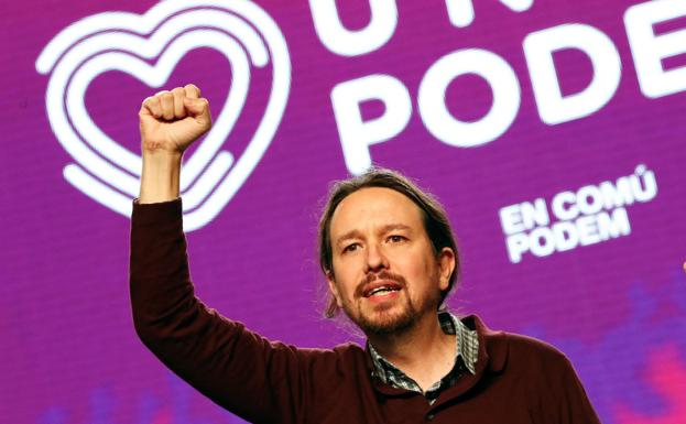 Unidas Podemos, del «sí se puede» al «sí se pudo» | Hoy