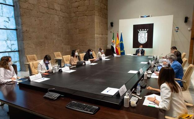 La Junta se reúne esta tarde en Consejo Extraordinario