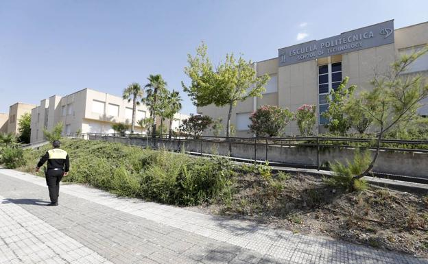 Escuela Politécnica del campus Cáceres de la Universidad de Extremadura.  /HOY