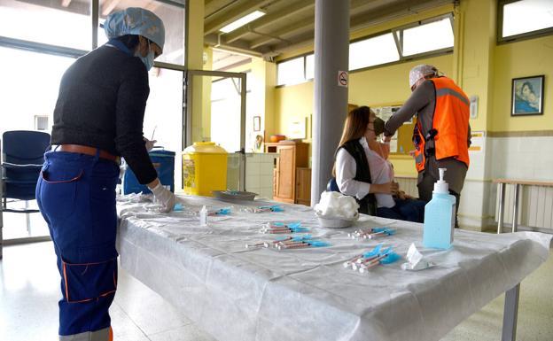 El descenso de la incidencia se estanca en Extremadura