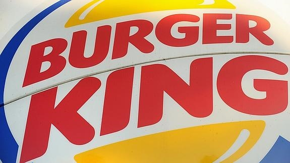 Logotipo de la multinacional Burger King. /