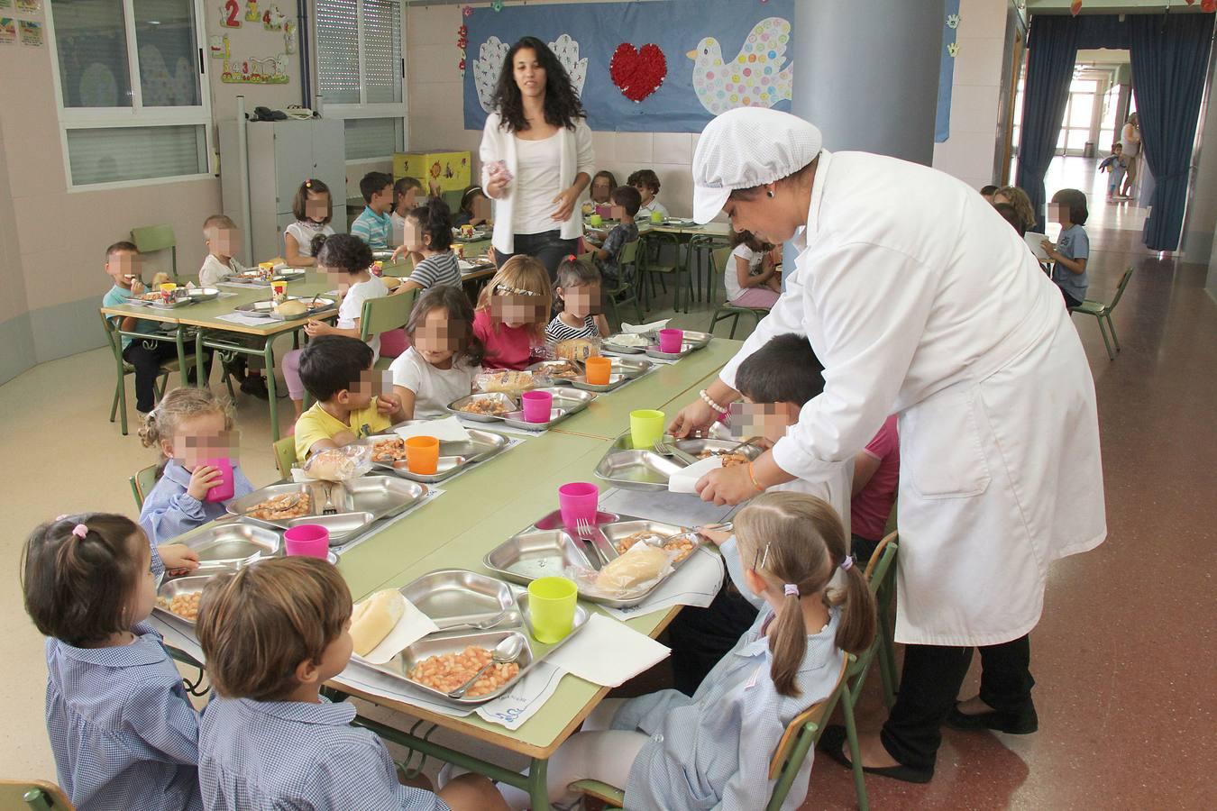 El menú escolar costará 4,08 euros diarios en Extremadura | Hoy