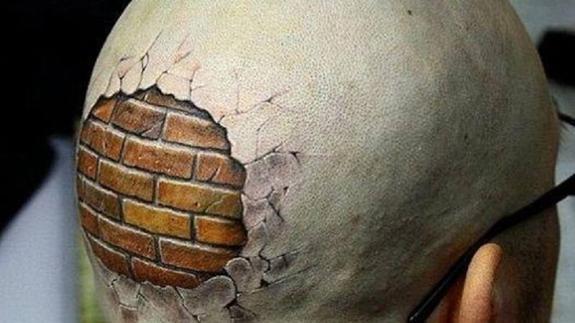 Los Tatuajes Mas Raros Y Escalofriantes Del Mundo Hoy
